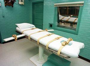 عکس/ اتاق اعدام با سرنگ تزریقی
