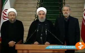 فیلم/ روحانی: مردم در بانکهای معتبر سرمایه گذاری کنند