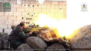 نقض آتش بس در شمال سوریه توسط احرار الشام