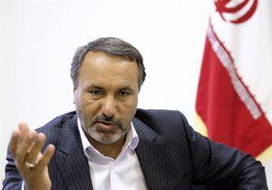 محمدرضا رضاییکوچی رئیس کمیسیون عمران مجلس