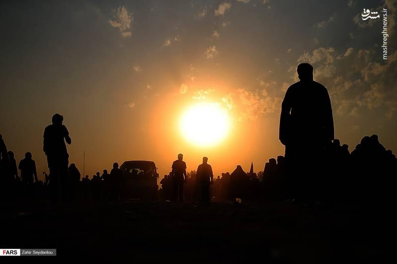 پایان مراسم شکوهمند اربعین حسینی