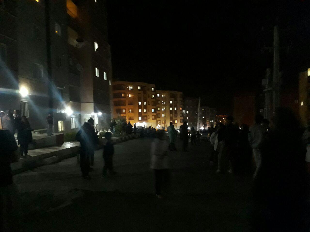 2107307 زلزله شمال عراق 20 آبان 96 + جزئیات و تصاویر و تعداد کشته های حادثه