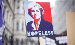۴۴ نماینده پارلمان بریتانیا خواستار برکناری «ترزا می» شدند