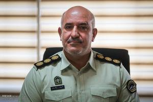 تعقیب و گریز پلیس با دزد نیسان وانت در جنوب تهران