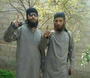 فرمانده داعش در ترکه