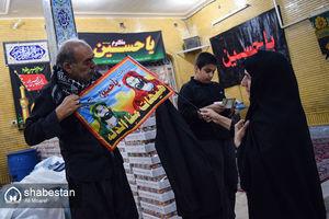 عکس/ اهوازیها میزبان زائران اربعین (ع)