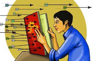 چطور فرزندانمان را کتابخوان کنیم