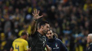 ایتالیا از صعود به جام جهانی 2018 بازماند