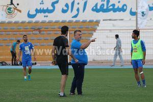 ساناک با زبان فارسی بازیکنان را تمرین میدهد!