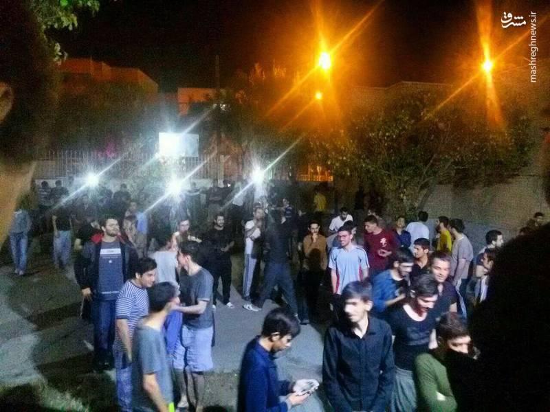 2107314 زلزله ۷ ریشتری از بغداد تا تهران را لرزاند
