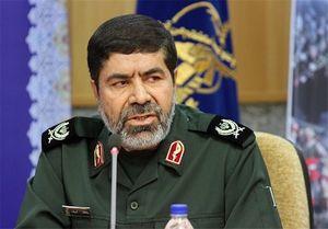 سردار شریف: پهپادهای سپاه در منطقه سقوط هواپیما هستند
