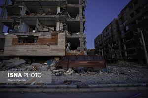 عکس/ خسارات زلزله در سر پلذهاب