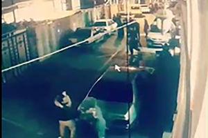 فیلم/ لحظه وقوع زلزله در پیرانشهر