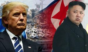 ترامپ: رابطه بسیار خوبی با رهبر کره شمالی دارم