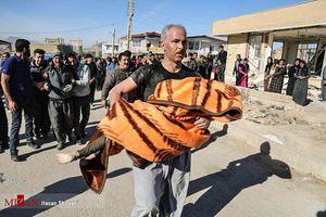 لحظات تلخ بعد از زلزله در کرمانشاه