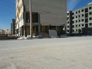 عکس/ مسکن مهر اسلام آباد غرب پس از زلزله