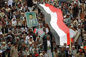 فیلم/ صدها هزار یمنی به خیابانها آمدند