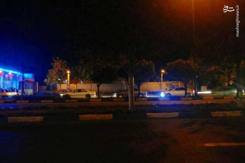 صف پمپ بنزین در ارومیه