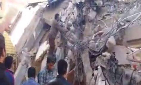 فیلم/ کمبود امکانات برای نجات مردم از زیر آوار زلزله کرمانشاه