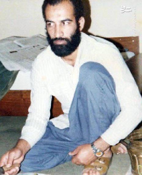 سردار شهید حاج جواد حاجی خدا کرم در دوران جنگ تحمیلی