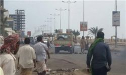 انفجاری شدید شهر «عدن» یمن