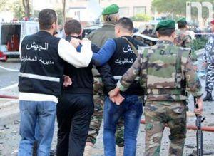 دستگیری فرمانده داعش در لبنان