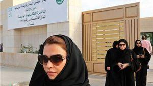 آزادی زنان عربستان