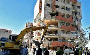 اگر مسکن مهر «سرپل ذهاب» نبود زلزله کرمانشاه چند قربانی میگرفت؟ +عکس