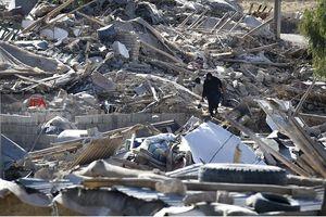خسارات زلزله در استان کرمانشاه