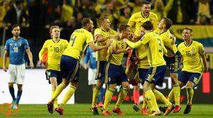 فیلم/ پخش زنده و شادی استثنایی سوئدیها