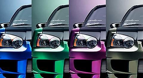 عواملی که باعث از بین رفتن رنگ خودرو میشود