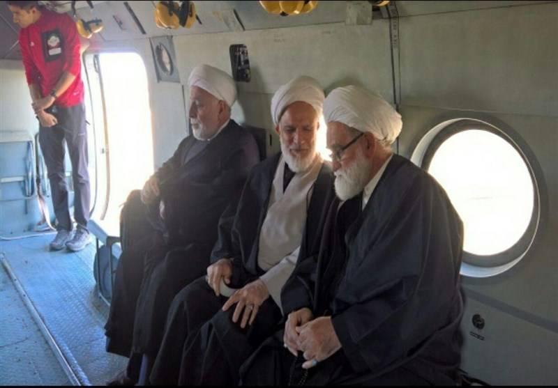ورود هیئت ویژه از سوی رهبر انقلاب به مناطق زلزله زده