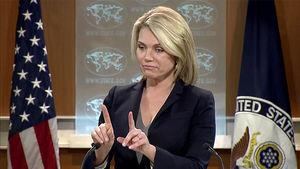 سخنگوی وزارت خارجه امریکا