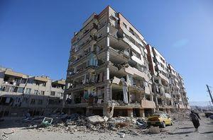 مدارس تخریب شده در زلزله