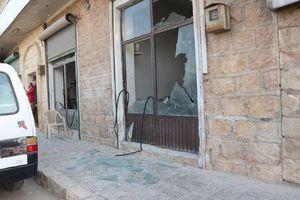 حمله موشکی به نبل و الزهرا حلب