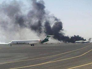 فرودگاه صنعا