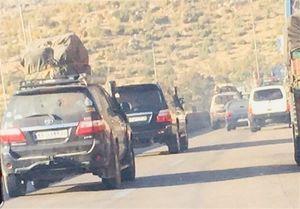 خودروهای جانسخت در راه مناطق صعبالعبور زلزلهزده