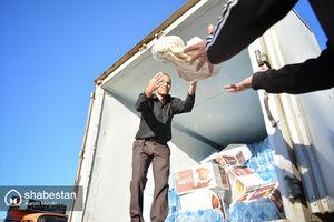 کمک های مردم لرستان به مناطق زلزله زده کرمانشاه ارسال شد