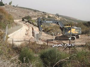 عکس/ تحرکات مشکوک ارتش رژیم صهیونیستی در جنوب لبنان