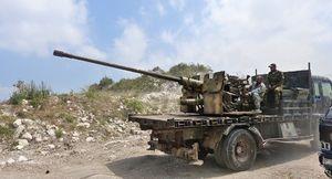 فیلم/ شکار القاعدهایها توسط ارتش سوریه