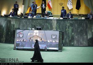 عکس/ حاشیههای جلسه امروز مجلس