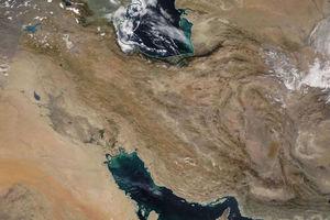 فیلم/ آخرین وضعیت سامانه بارشی در ایران