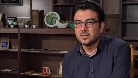 روایت حامد عسکری از مشارکت مردم در زلزله کرمانشاه
