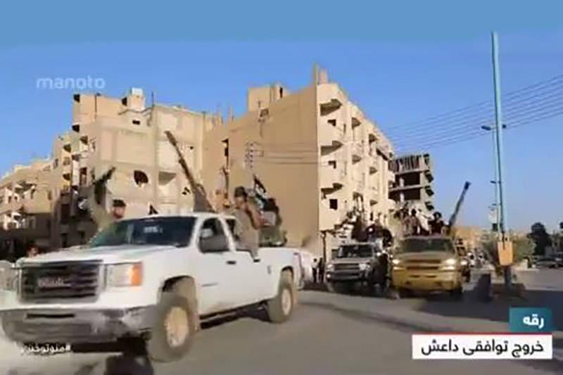فیلم/ گزارش منوتو از توافق محرمانه داعش و آمریکا
