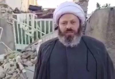 فیلم/ درخواست حاج آقا قاسمیان برای زلزله زدگان