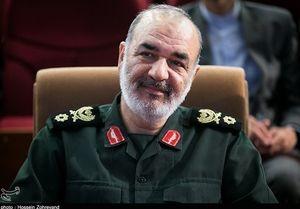 سردار سلامی: فتنه 88 از جنگ تحمیلی سنگین تر بود
