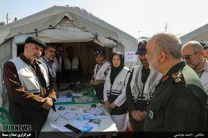 جزئیات خدمات بهداشتی و درمانی به زلزلهزدگان