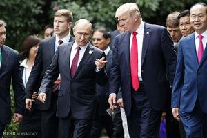 گفتوگوی تلفنی ترامپ و پوتین در مورد سوریه و ایران