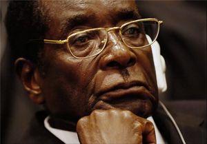 دولت زیمبابوه به موگابه مصونیت قضایی اعطا کرد