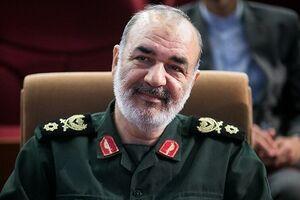سردار سرلشکر «حسین سلامی» به فرماندهی کل سپاه منصوب شد